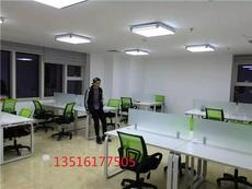 天津鑫亿办公家具厂生产员工电脑桌 工位桌