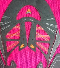 供应起厚最快的鞋材厚版打底金油 特亮硅胶