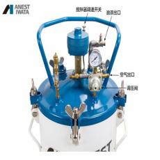 PT-20DM日本巖田原裝自動攪拌壓力桶