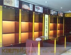 化妆品展柜定制安装