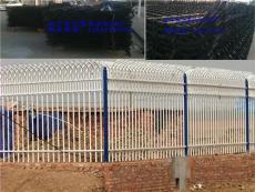 供應鋅鋼圍欄 鋼管護欄 穿插型護欄