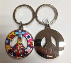 石家莊鑰匙扣廠家金屬鑰匙扣制作鑰匙鏈生產