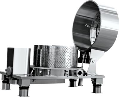 PSBF平板全翻殼型離心機