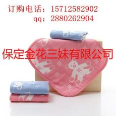 純棉兒童小方巾商品詳情