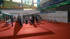 深圳标准展位 标滩搭建 八陵柱展板设计出租