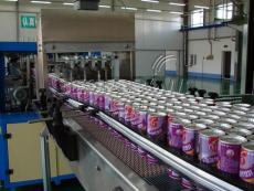 蓝莓汁调配饮料设备 蓝莓汁饮料生产线机械