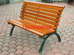 河南洛陽園林座椅 洛陽休閑椅 洛陽塑木公園