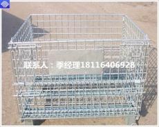 上海仓储笼厂家 折叠式仓储笼价格