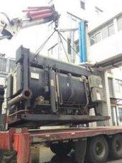 二手中央空调机组溴化锂制冷机回收