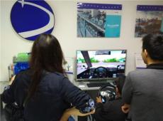 在小鎮上做什么生意好學車駕駛模擬器一體機