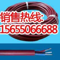 YGG3*6+1*4耐高溫硅橡膠電纜-50度到180度