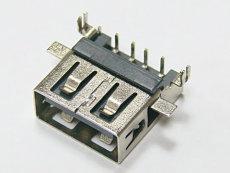 USB短體 AF 10.0 沉板式母座 板上-板下3.5H