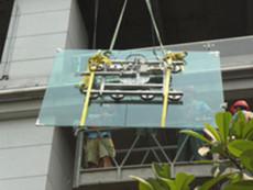 广州珠海铝板幕墙高空防腐翻新改造东邦幕墙