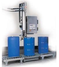 200升搖臂式稱重灌裝機 IBC桶灌裝機