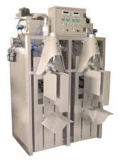 氣壓式干粉砂漿包裝秤顆粒物料定量包裝秤