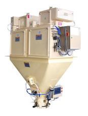 化工專用絞龍式閥口包裝機/定量包裝秤