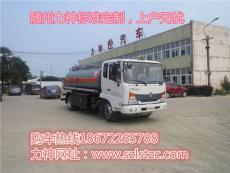 东风嘉运6吨流动加油车详细配置