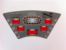 东莞厂家供应电磁炉 面贴 按键面贴