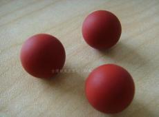 进口水磨密封橡胶球